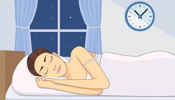 Nên ngủ lúc mấy giờ